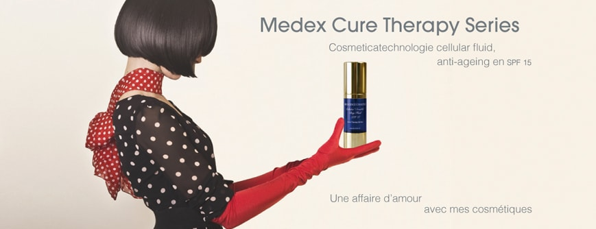 Medex Bio Science Cosmetics - Banner Test