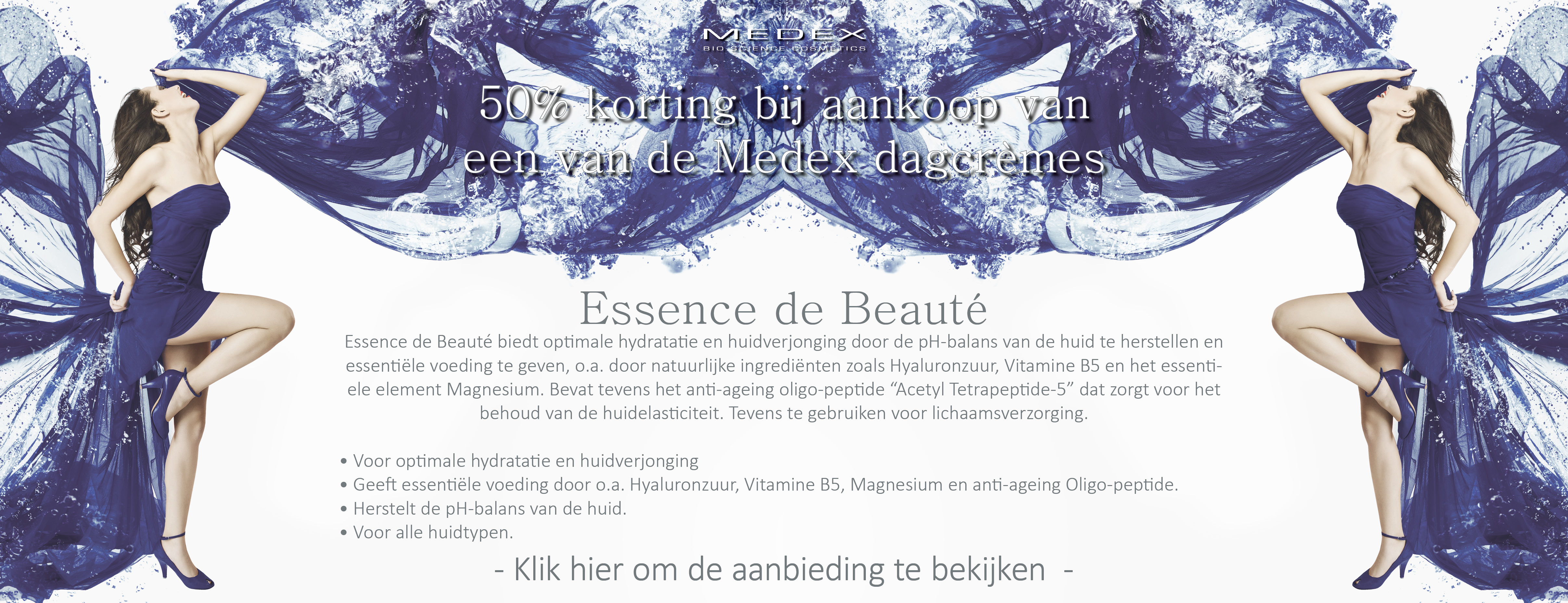 Medex Bio Science Cosmetics - Essence de Beaute Angebot