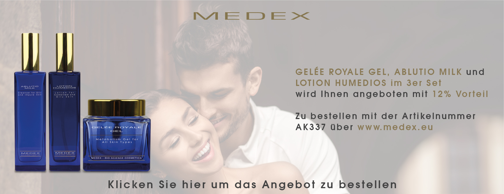 Medex Bio Science Cosmetics - Maskne Konsumenten DE