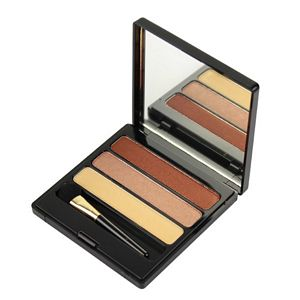 Autumn Brown Eyeshadow Trio