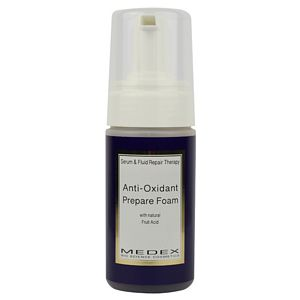 Medex Bio Science Cosmetics - Anti-Oxidant Prepare Foam - 100 ml