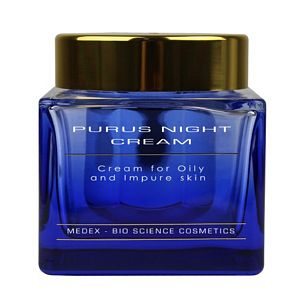 Purus Night Cream 50 ml.