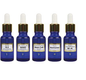 Serum Repair Therapy all 5 types à 20 ml